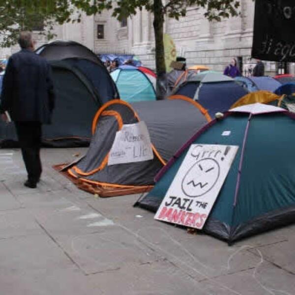 Ocupa Londres