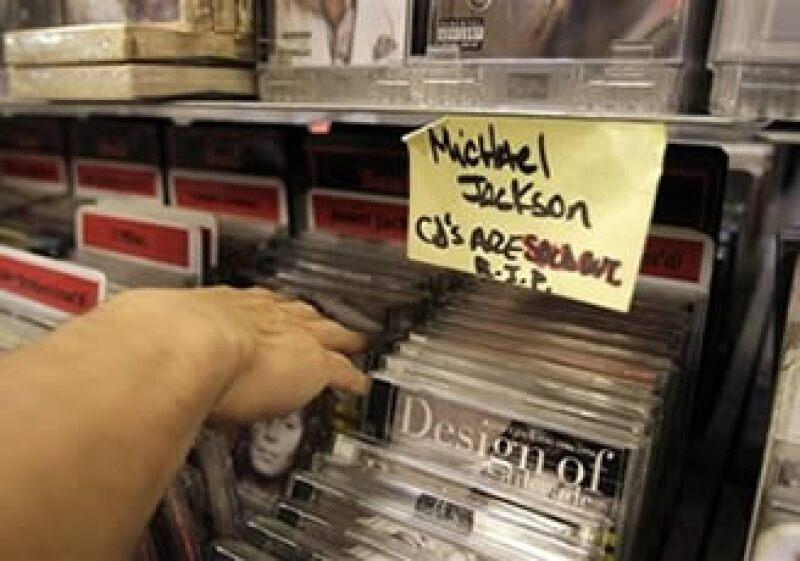 Se espera que los discos de Michael Jackson tengan mayores ventas que en los años previos a su muerte. (Foto: AP)