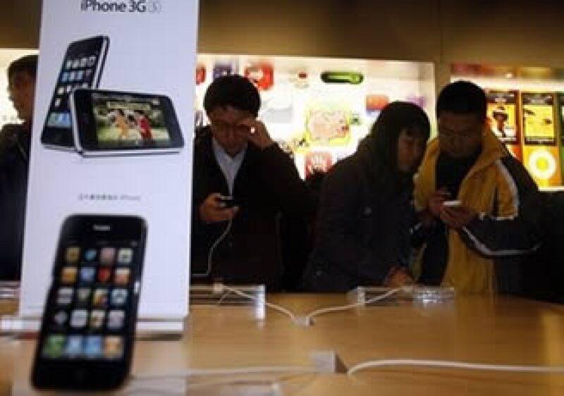 Los primeros iPhones de Unicom no cuentan con WiFi, una posible desventaja ante los consumidores. (Foto: AP)