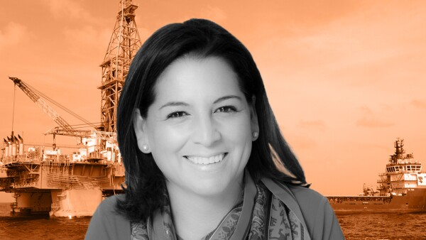 Angélica Ruiz, directora de BP México