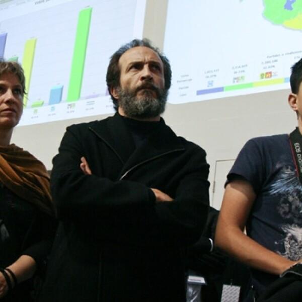 Daniel Jiménez Cacho IFE elecciones