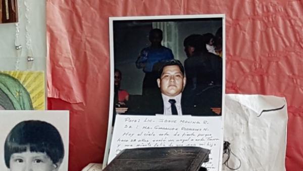 El colectivo que surgió del dolor de Guadalupe por encontrar a su hijo