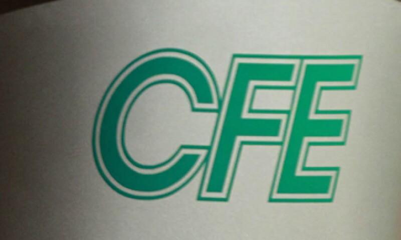 Las sanciones son resultado de la revisión que realizó la SFP a contratos celebrados por la CFE, por un monto total de 116.3 millones de dólares. (Foto: Notimex)