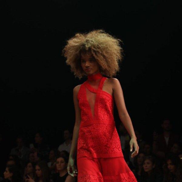 Vero-Diaz-MBFWMx-Runway-Red-Dress