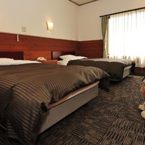 Yufuin Garden hotel perros