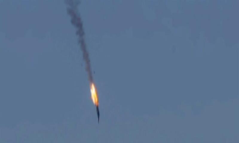Rusia no ha comentado sobre estas grabaciones que difundió Turquía sobre las advertencias al avión. (Foto: EFE )