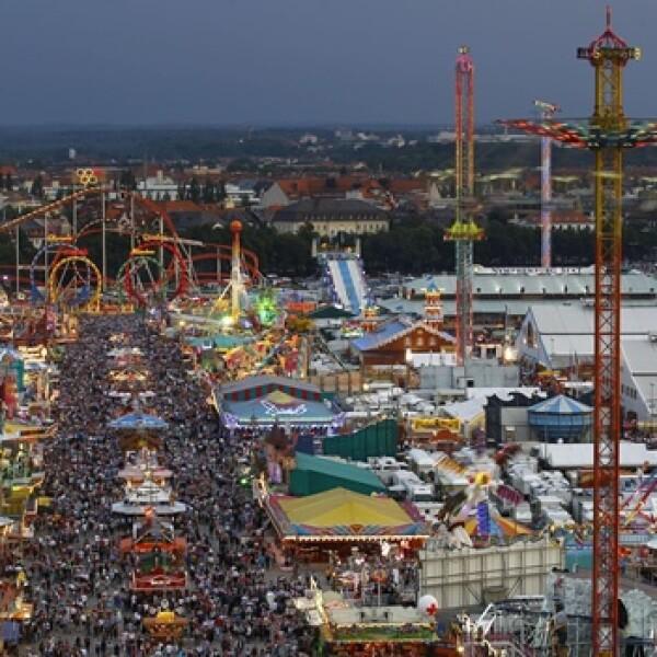 festival de la cerveza en alemania