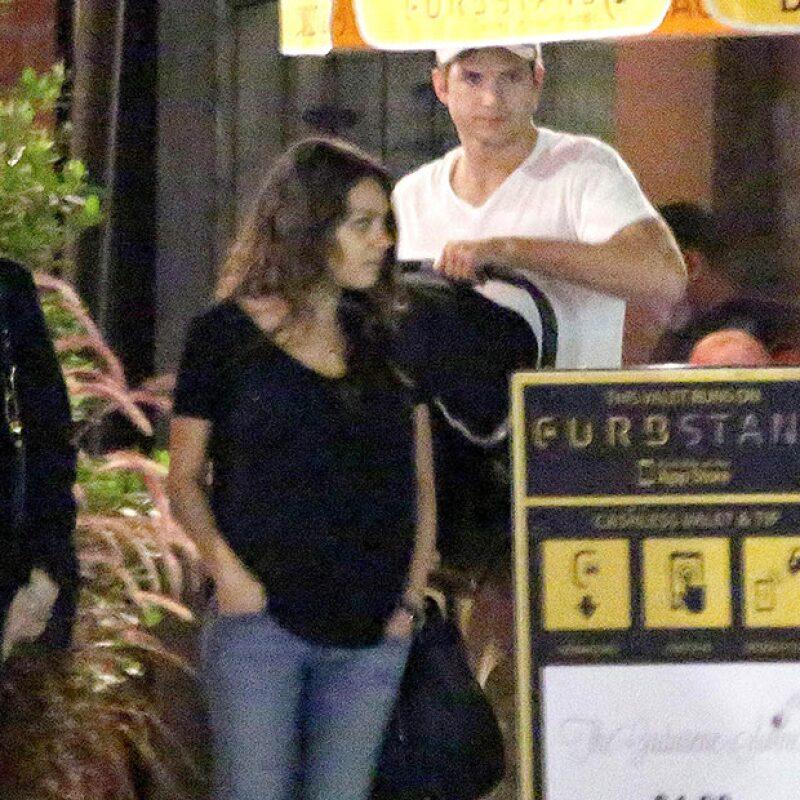 Por primera vez, el actor narró el cambio que hay en su vida tras la llegada de Wyatt Isabelle, su primogénita al lado de Mila Kunis.