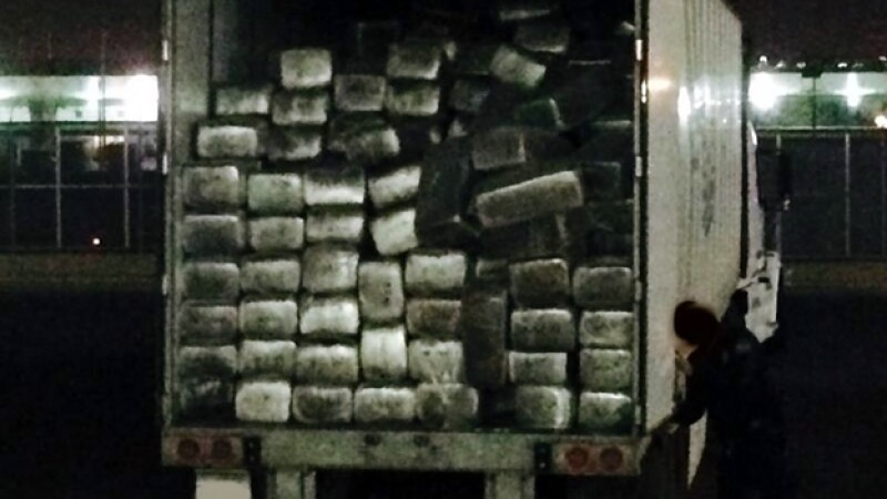 decomiso marihuana California