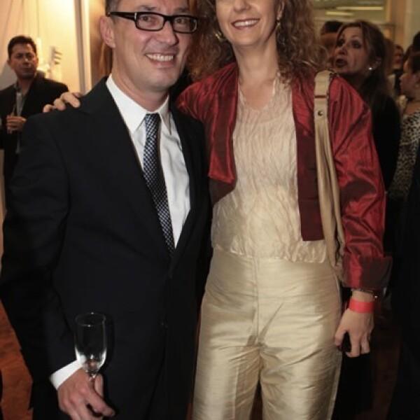 Manuel Benett,Sandra Pani