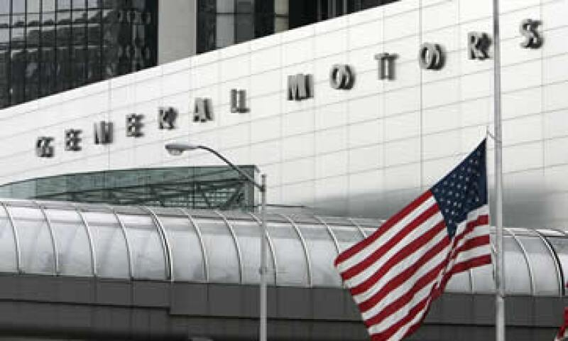 El Tesoro de EU mantiene 500 millones de acciones de GM, que representan casi un tercio de la compañía. (Foto: AP)