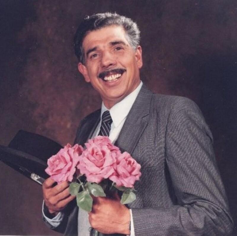 Rubén Aguirre mostró su agradecimiento y respeto por Roberto Gómez Bolaños.
