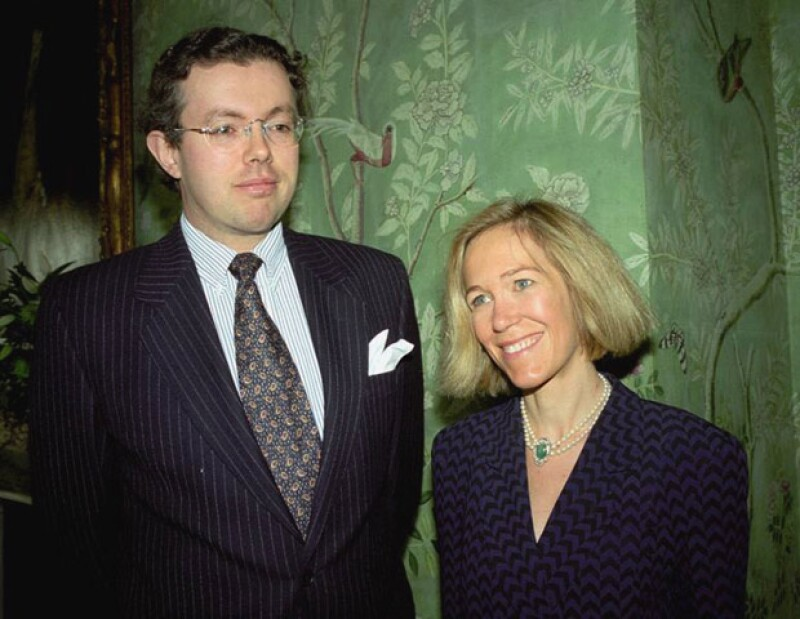 Según los medios británicos, Hans Rausing habría vivido hasta cuatro semanas en su casa con el cadáver de su mujer.