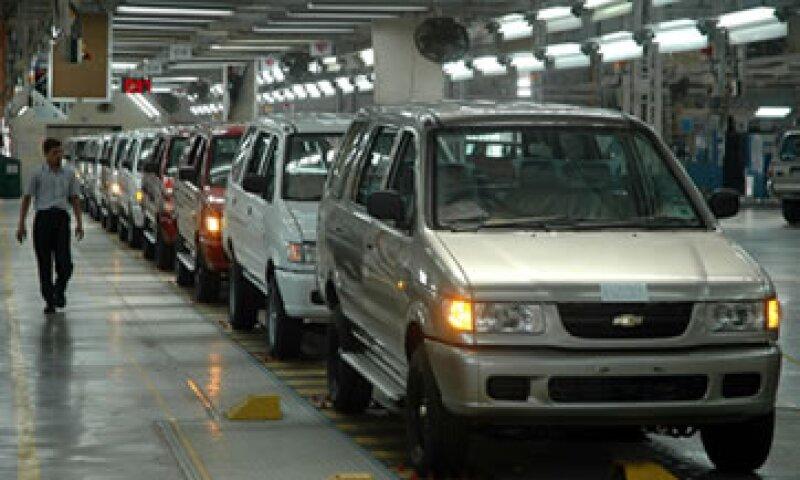 La venta de minivans ha sido el mayor factor de crecimiento de GM en China en el periodo 2009-2010. (Foto: AP)