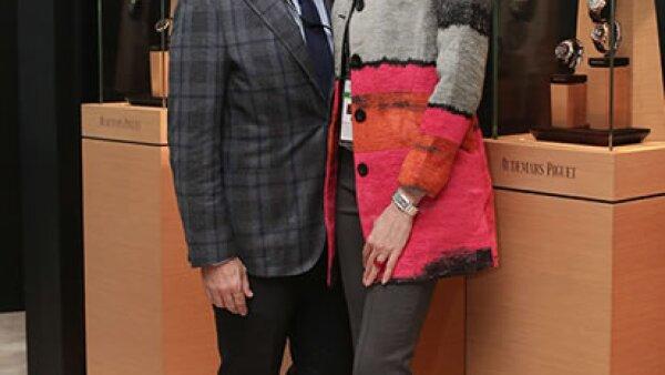 Grandes marcas y personajes como Sergio Berger, Alejandra Alemán, Carlos Hank y Luis Peyrelongue se dan cita en la novena edición del SIAR celebrado en el Hotel St. Regis.
