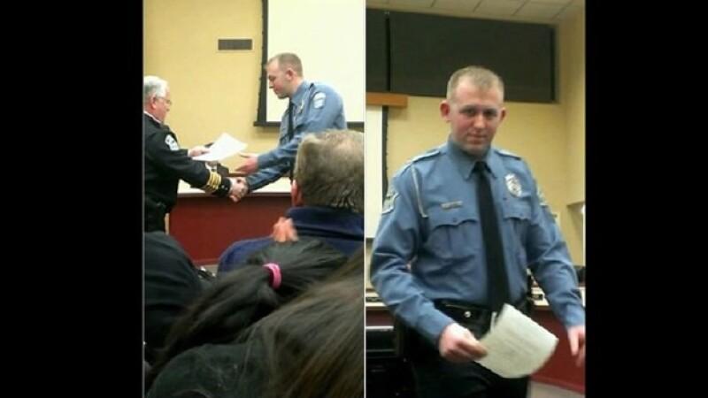 El oficial de policía Darren Wilson dijo que temió por su vida cuando lo agredió Michael Brown