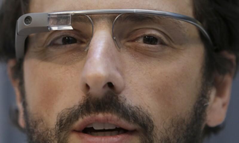 Sergey Brin, cofundador de Google, ha supervisado el trabajo de las gafas desde que comenzó su desarrollo. (Foto: AP)