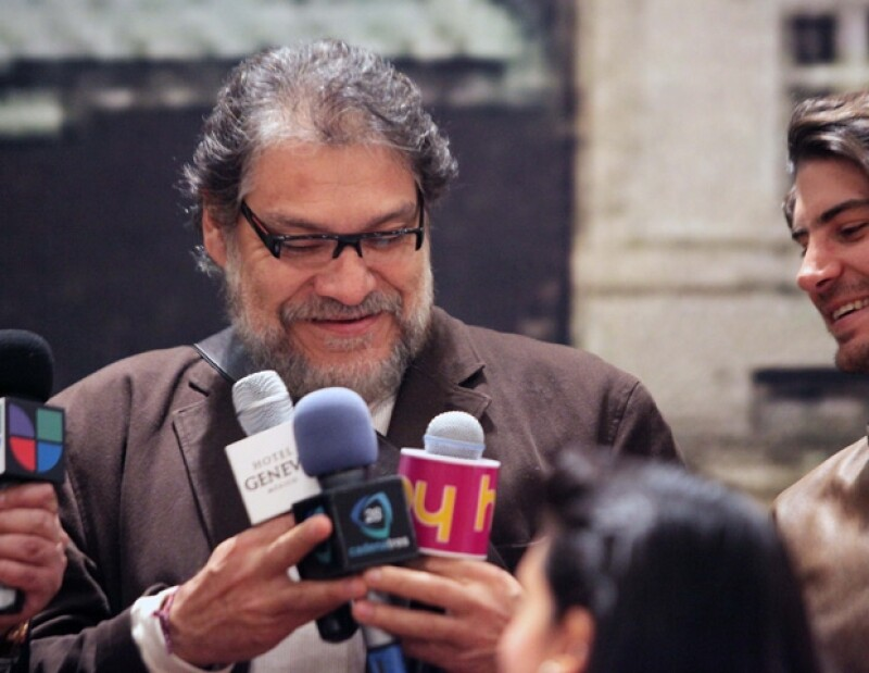 El actor mexicano será dirigido por Gore Berbinski, quien se encargó de la exitosa saga de `Piratas del Caribe´.