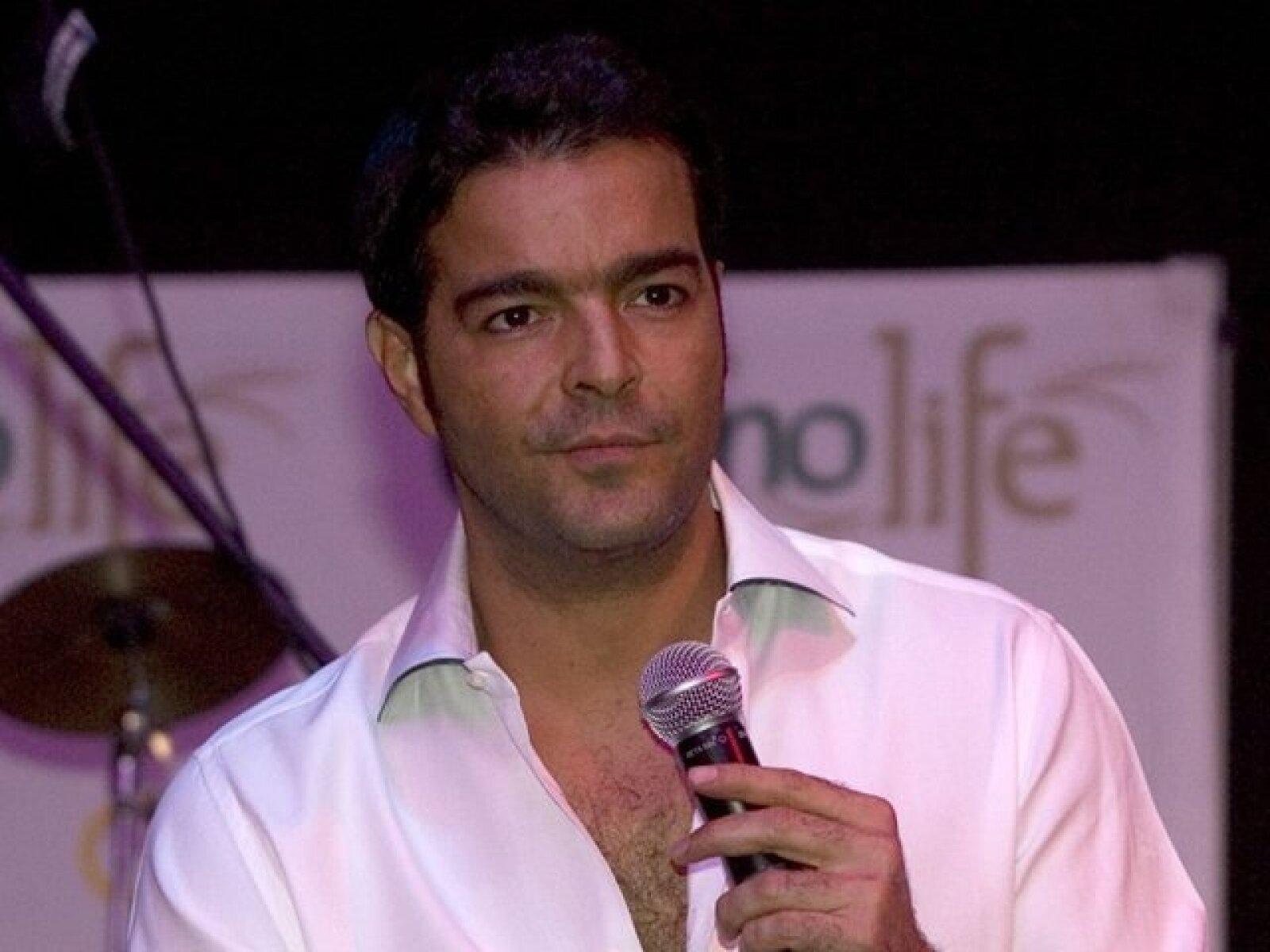 El cantante Pablo montero fue acusado de una supuesta agresión contra su novia, Pamela Soledad.