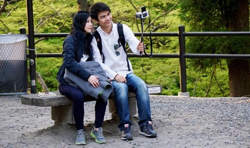 japoneses parejas