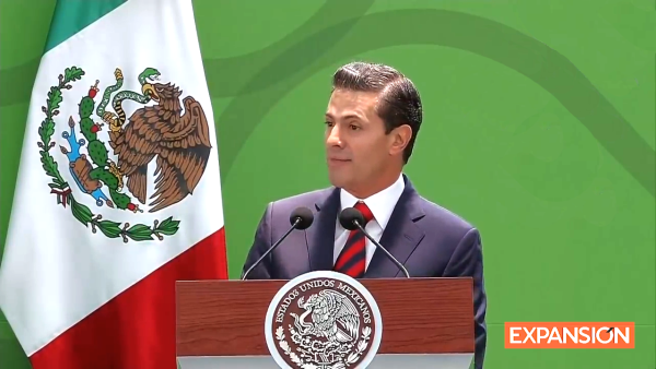 """La victoria de AMLO fue """"clara, contundente e inobjetable"""", reconoce Peña"""