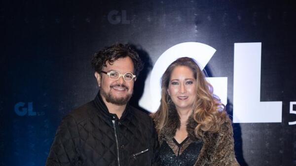 Aleks Syntek y Karen Coronado