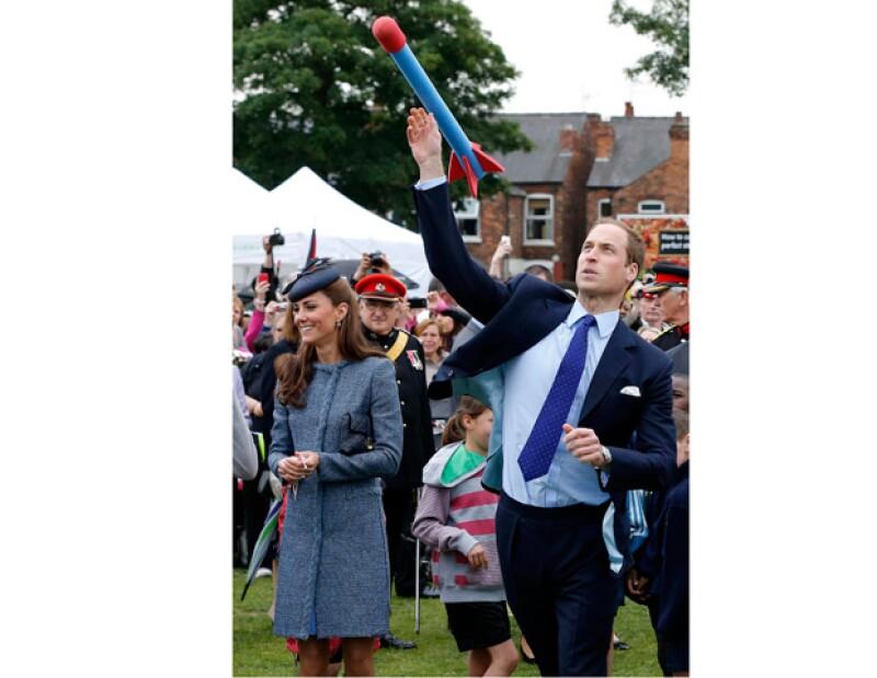 Mañana el Duque de Cambridge celebrará 30 años de vida y con ello recibirá una parte de la herencia que su mamá Diana le dejó; aproximadamente le corresponden 15 millones de dólares.