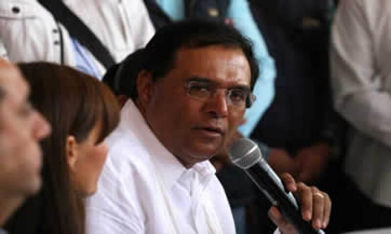 Robles Montoya criticó a la dirigencia del PRD. (Foto: Cuartoscuro)