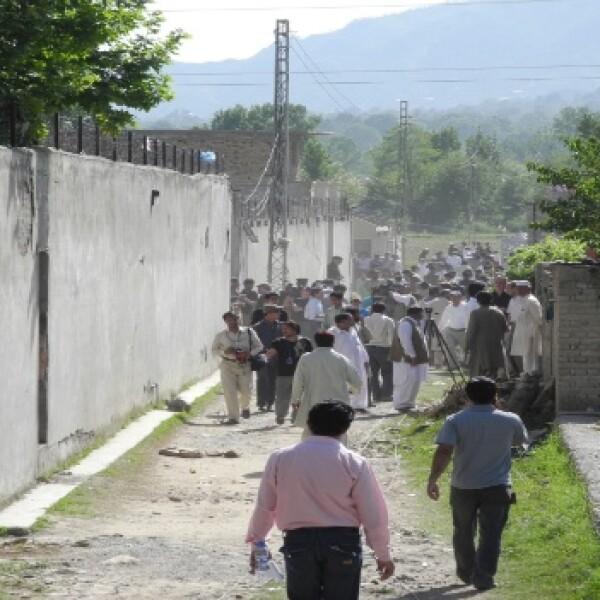 Imagenes de la ciudad en donde vivió Osama bin Laden
