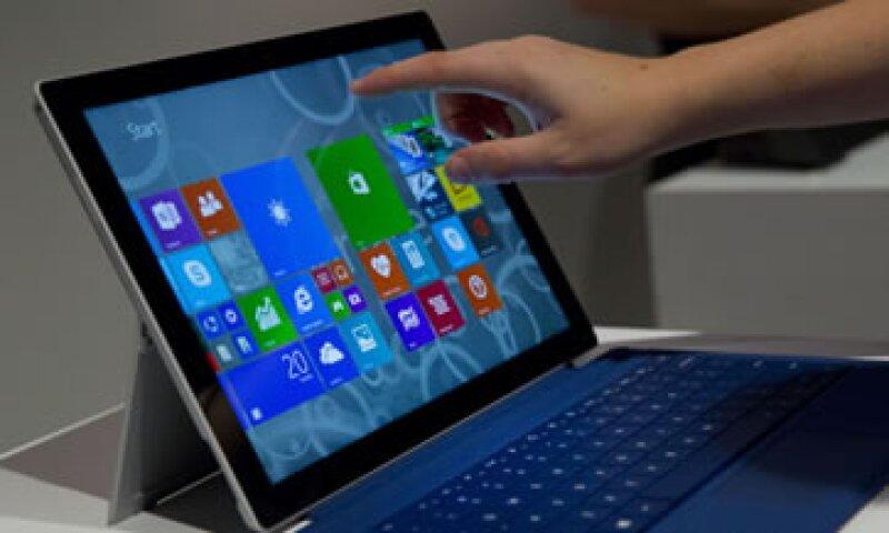 El teclado sirve como cubierta de la tablet. (Foto: Getty Images)