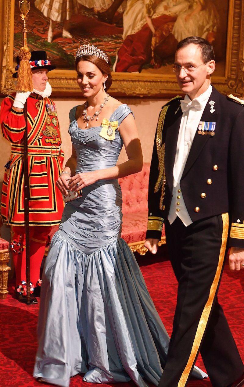 Kate Middleton joyería