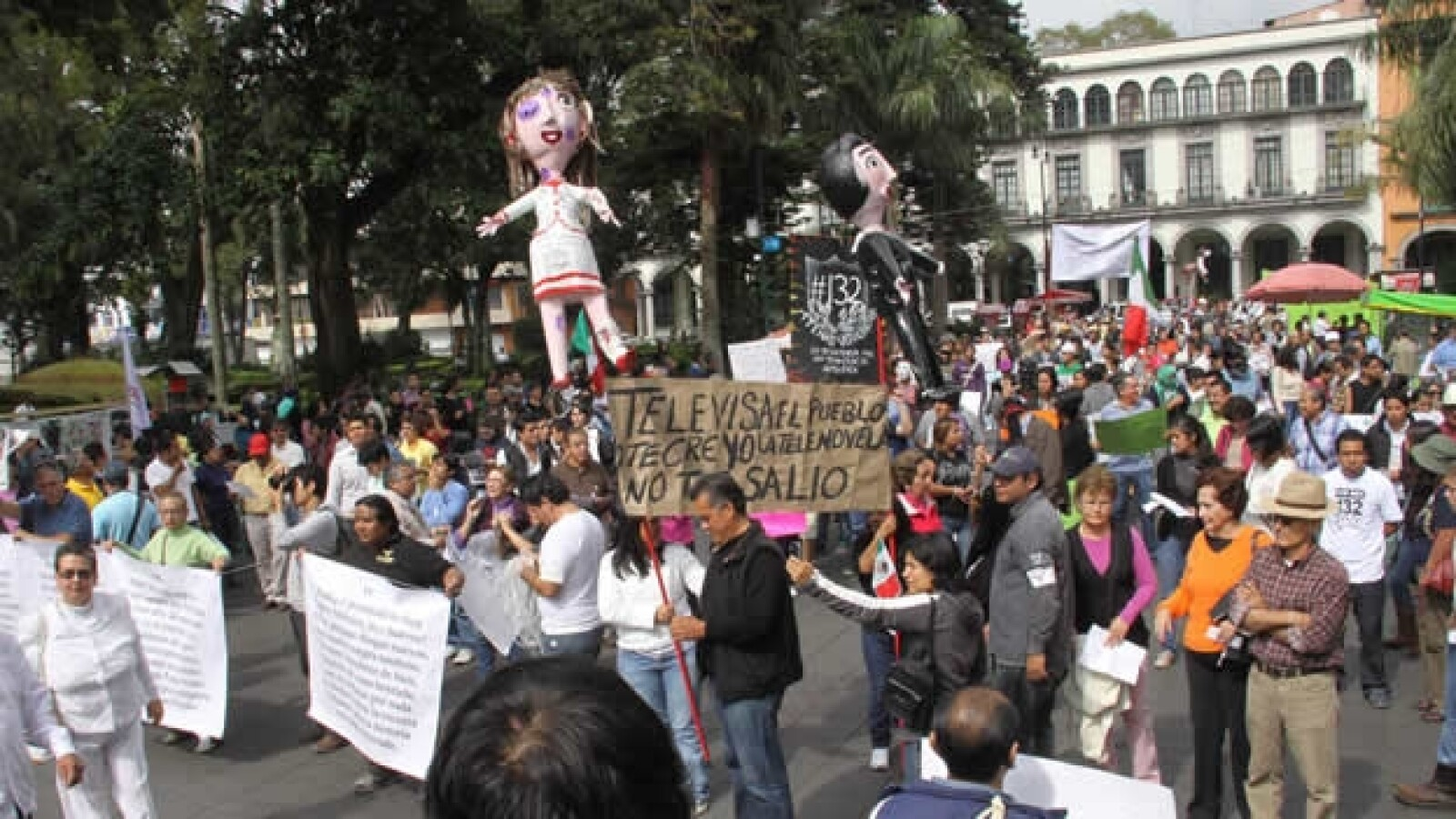protesta anti peña nieto