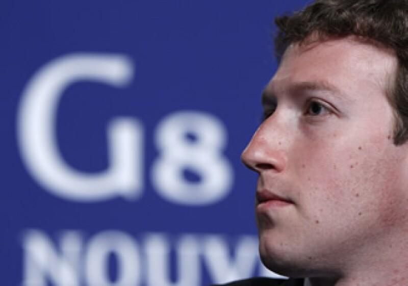 """Facebook y Zuckerberg dijeron que Paul Ceglia era """"un empedernido artista del engaño"""". (Foto: AP)"""