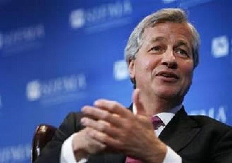 El presidente ejecutivo de JP Morgan no recibió una bonificación en efectivo, según fuentes. (Foto: Reuters)