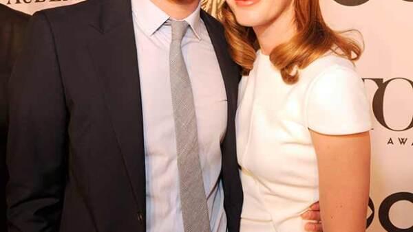 Se confirmó que los actores están esperando a su primer hijo luego de que fueran vistos en Los Ángeles, donde ella lució una prominente pancita.