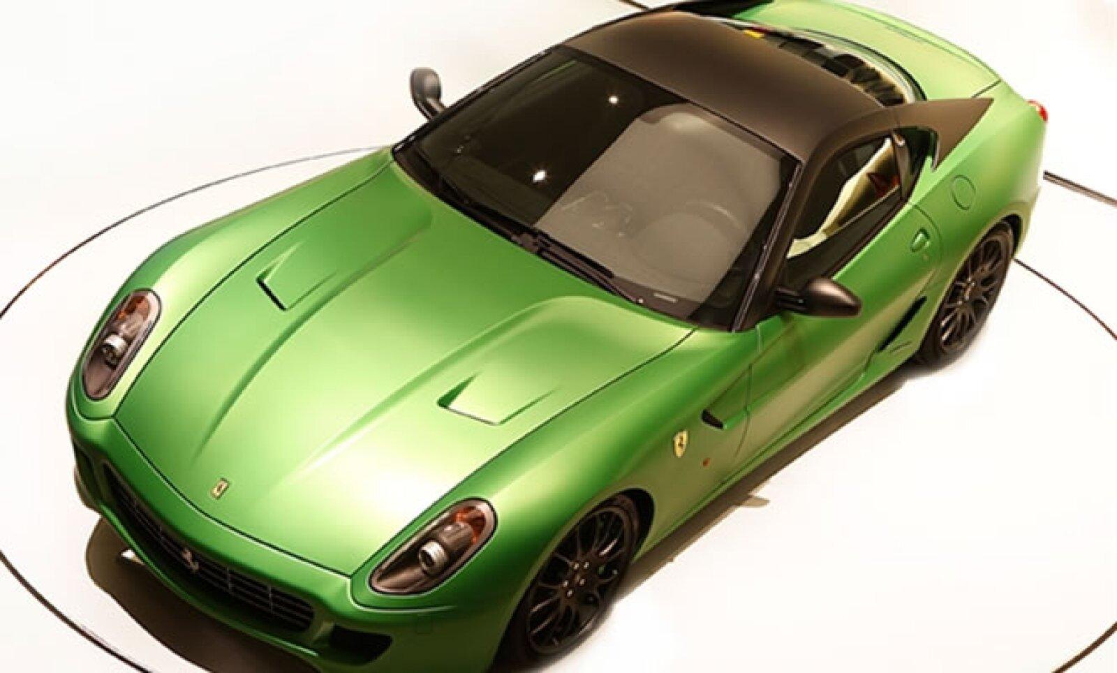 Ferrari asegura que esta tecnología todavía se encuentra en una fase inicial y que tardará años en llegar a un modelo de producción.