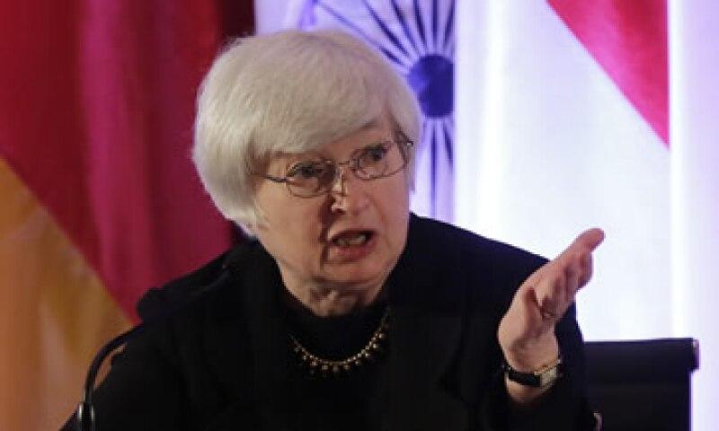 Yellen destacó que la inflación se ha mantenido por debajo de la meta del Banco Central. (Foto: Reuters)