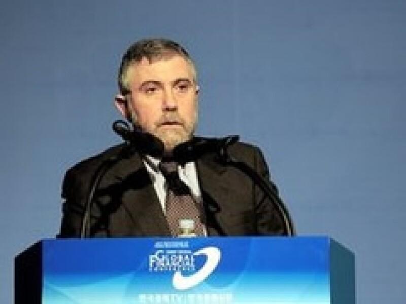 Paul Krugman dijo que la  economía de EU seguiría deprimida por unos cinco años. (Foto: AP)