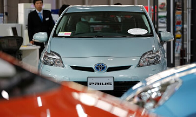 En octubre, Toyota detectó problemas en las unidades de Yaris, Corolla, Auris y RAV4. (Foto: Reuters)