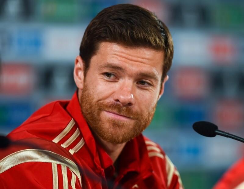 Xavi Alonso y su imagen con barba han ganado muchos adeptos.