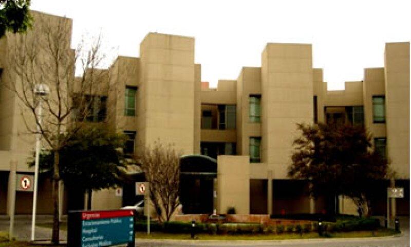 El Centro Médico y Hospital Santa Engracia en Monterrey forma parte del plan para promover el turismo médico. (Foto: Cortesía)