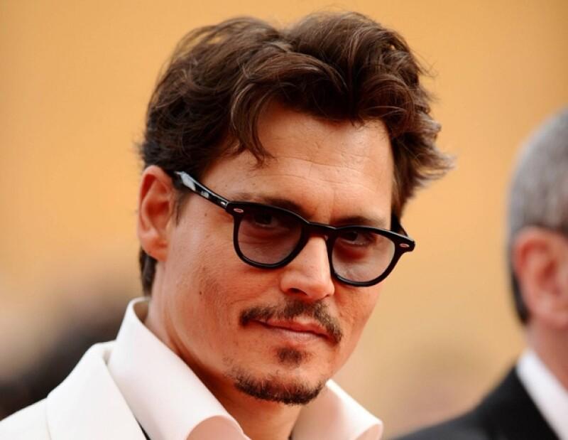 Johnny Depp tiene una isla en Las Bahamas.