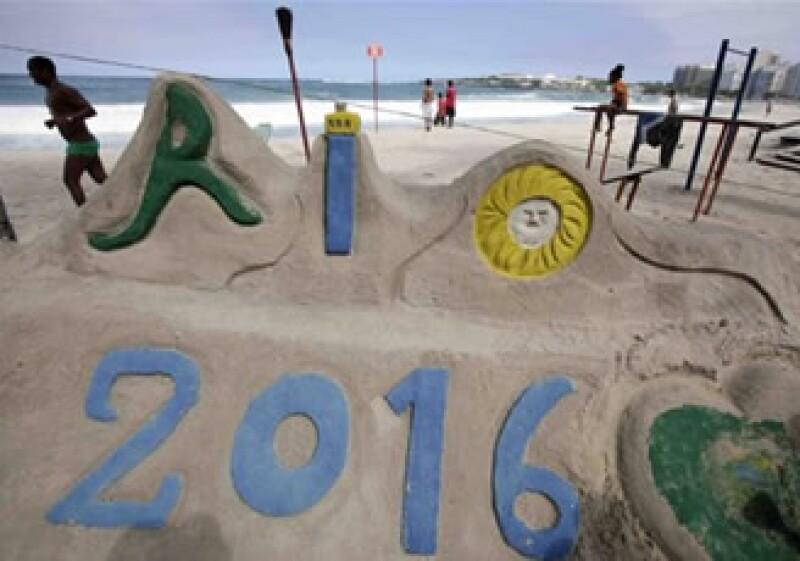 Brasil será la sede de los Juegos Olímpicos en 2016 (Foto: AP)