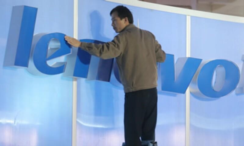 La compañía asiática ahora se ubica entre los tres mayores fabricantes de computadoras del mundo. (Foto: AP)
