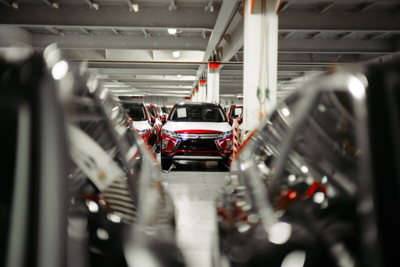 2018 Mitsubishi Eclipse Cross arrives in the United States