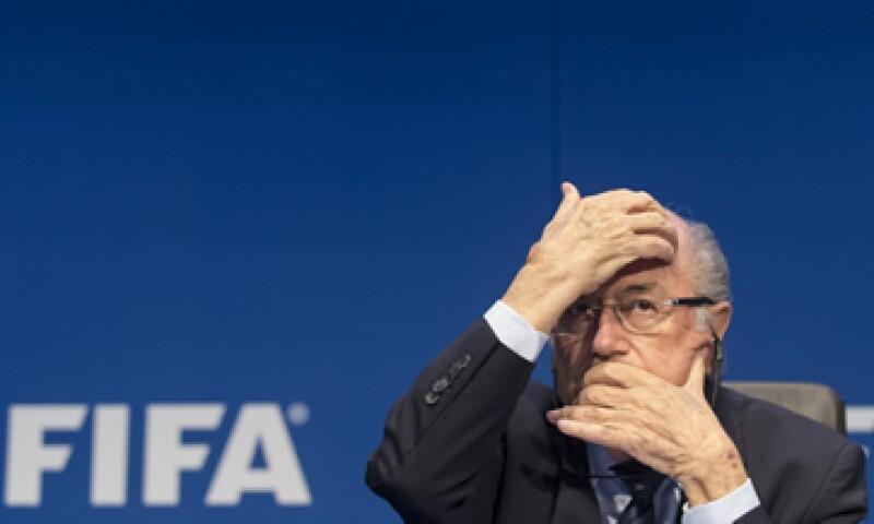 Blatter dijo que quiere un programa completo de reformas. (Foto: Getty Images )