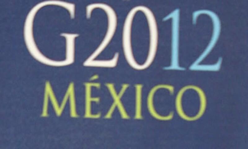 El acuerdo se da en el marco de la reunión de ministros de economía del G20 en México. (Foto: Notimex)