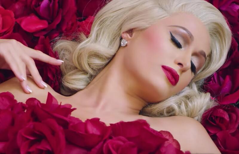 Marilyn-Monroe-Paris-Hilton