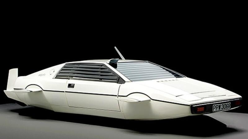 auto submarino James Bond