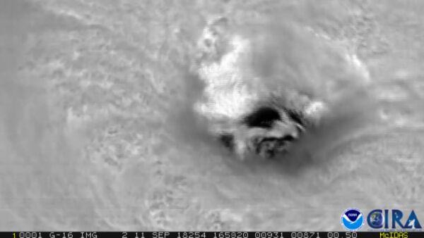 Estas cuatro razones hacen que Florence sea un huracán extremadamente peligroso